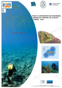 Cartographie des biocenoses marine de l'archipel de la Galite-1