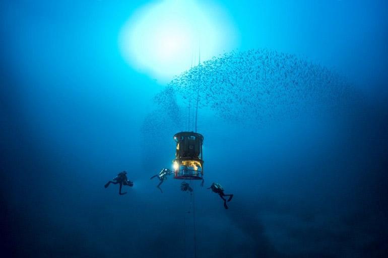 tourelle-sous-eau